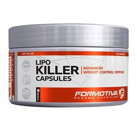 FORMOTIVA  Lipo Killer  120 kaps D.W. 31.10.2017r.