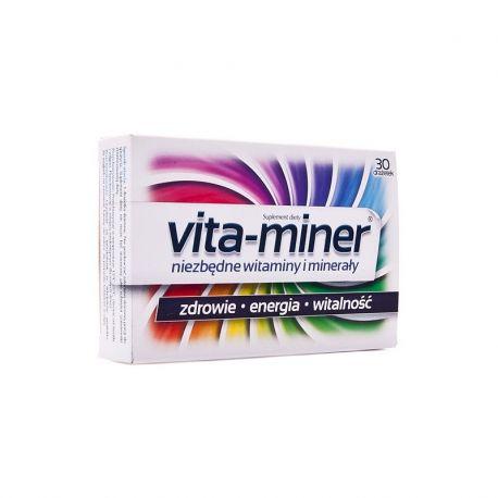 Vita Miner * 30 tabletek