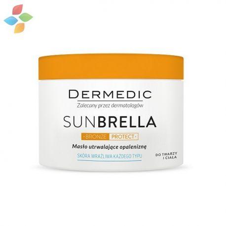 Dermedic Sunbrella  Masło utrwalające opaleniznę  225 g