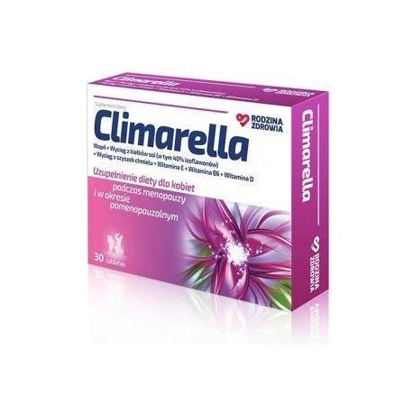 Rodzina Zdrowia - Climarella * 30 tabletek