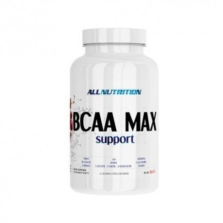 AllNutrition BCAA Max Support * Black Currant * 250g