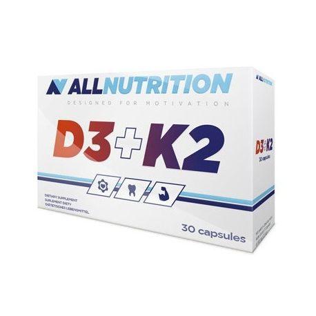AllNutrition D3 + K2 * 30 kaps.