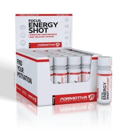 Formotiva Focus Energy Set * SHOT * bubble gum * 60ml