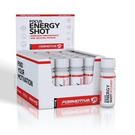 Formotiva Focus Energy Set * SHOT * bubble gum * 60ml
