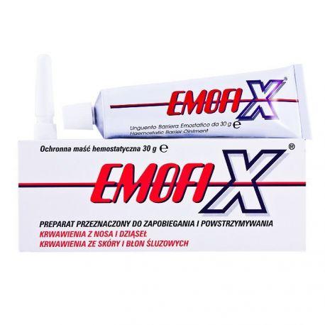 Emofix - maść hemostatyczna * 30 g