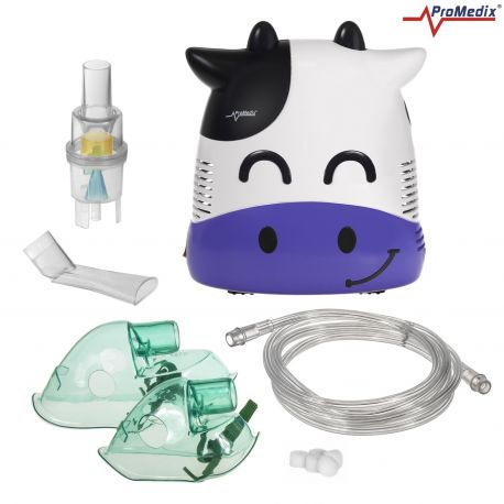 Inhalator - Nebulizator Animal KRÓWKA * 1 sztuka