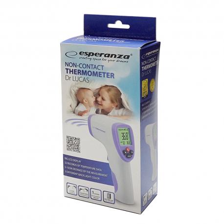 Termometr Non- Contact Esperanza , 1 sztuka
