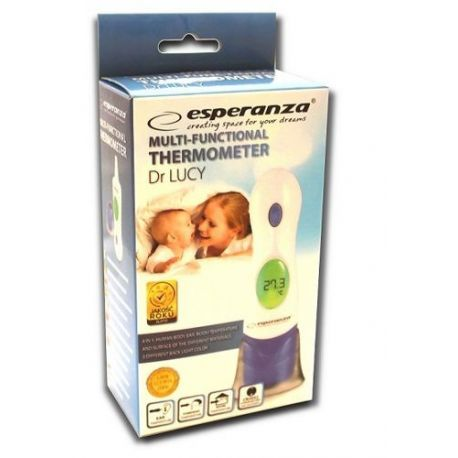 Termometr Multi - Functional Dr Lucy , 1 sztuka