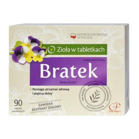 Bratek * 90 tabletek