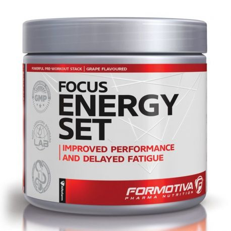 Formotiva Focus Energy Set * bubble gum * 240 g