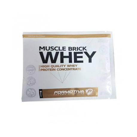 Formotiva Muscle brick whey * banana * 35g