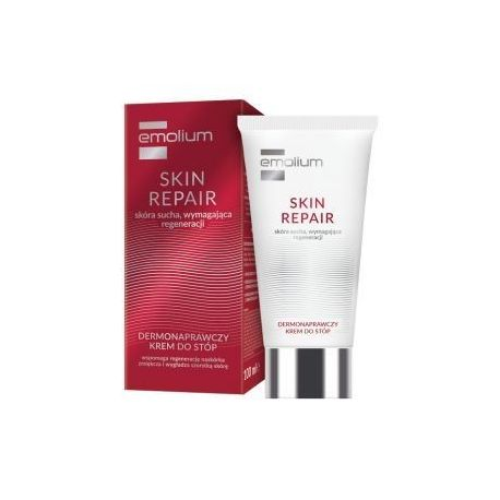 Emolium  Skin Repair * dermonaprawczy krem do stóp * 100 ml