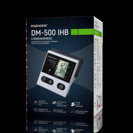 Diagnistic DM- 500 IHB * ciśnieniomierz automatyczny naramienny z zasilaczem * 1 sztuka