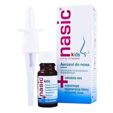 Nasic Kids - aerozol * 10 ml