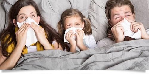 Przeziębienie, grypa