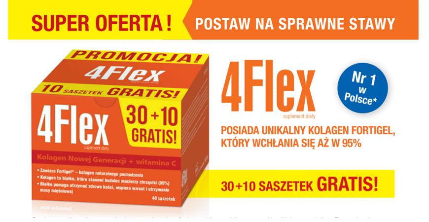 4flex - 40 saszetek