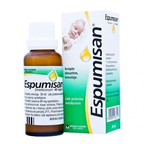Espumisan - krople * 30 ml