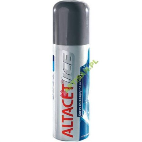 Altacet Ice * spray chłodzący na urazy, * 130 ml