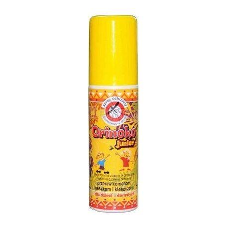 Orinoko Junior  Przeciw komarom i kleszczom * 90 ml