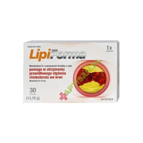 LipiForma * 30 kaps.