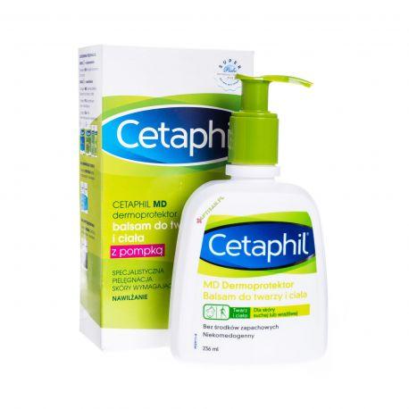 Cetaphil MD dermoprotektor * Balsam nawilżający do twarzy i ciała * 236 ml
