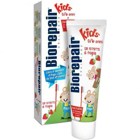 BIOREPAIR Kids * Pasta do zębów dla dzieci * 50 ml.