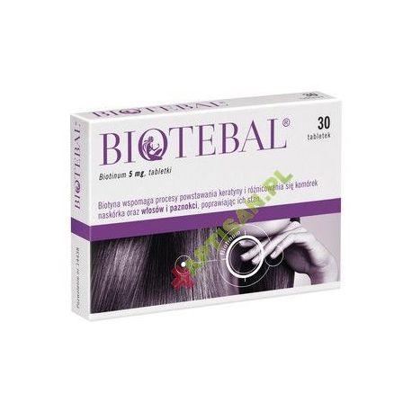 Biotebal 5 mg * 30 tabletek