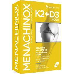 Menachinox K2 + D3 4000 * 30 kapsułek
