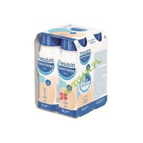 Fresubin Protein Energy Drink * płyn o smaku orzechowym * 4 szt. x  200ml