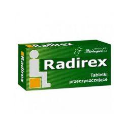 Radirex MAX kaps.twarde 0,375 g  * 10 kaps.