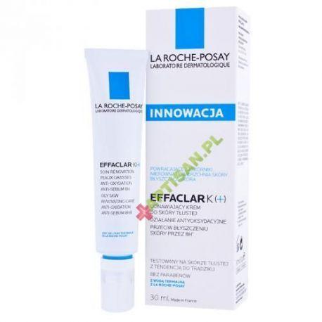 La Roche Effaclar K + * Krem - 30 ml