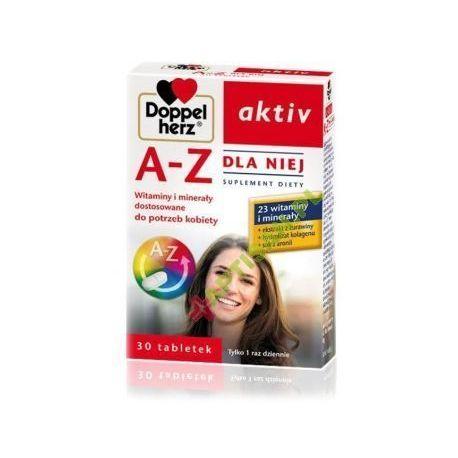 Doppelherz aktiv A-Z Dla Niej * 30 tabl.