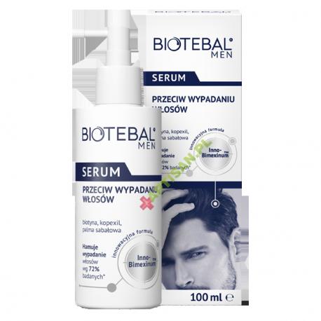 Biotebal Men * Serum przeciw wypadaniu włosów * 100 ml.