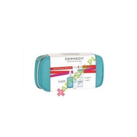 DERMEDIC HYDRAIN3 Zestaw: * Serum nawadniające 30 ml * + Krem p/oczy 15g * + Płyn micelarny 100ml