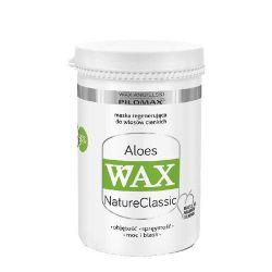 WAX ang Pilomax Maska Aloes wł. cienkie NaturClassic