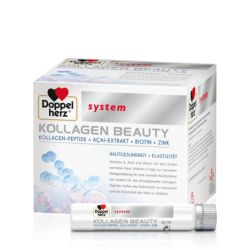 Doppelherz System Kollagen Beauty* 30 ampułek a  25 ml