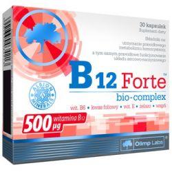 Olimp B12 Forte * Bio-Complex * 30 kapsułek