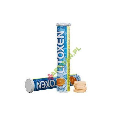 Litoxen * 20 tabletek musujących