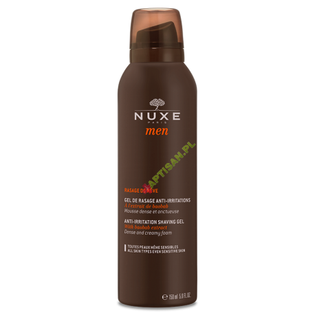 Nuxe Men Pianka do golenia * 150 ml