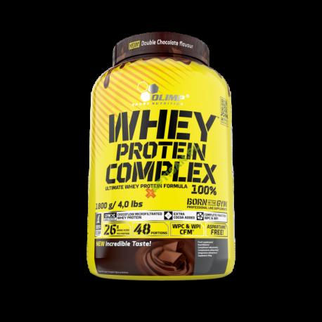 Olimp Whey Protein Complex 100% * Podwójna Czekolada * PUSZKA 1800g