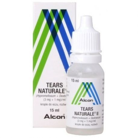 Tears Naturale II * krople do oczu * 15 ml