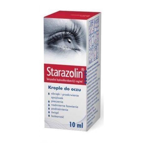 Starazolin krople 0,5mg/ml * 2 x 5 ml