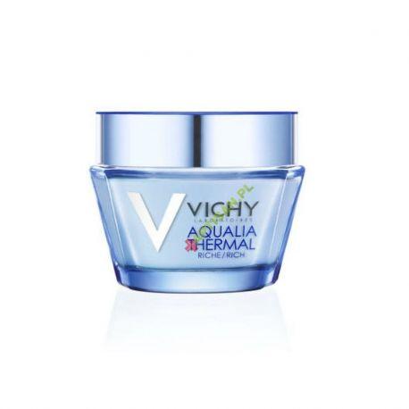 Vichy Aqualia Thermal * Bogata konsystencja - krem * 40 ml