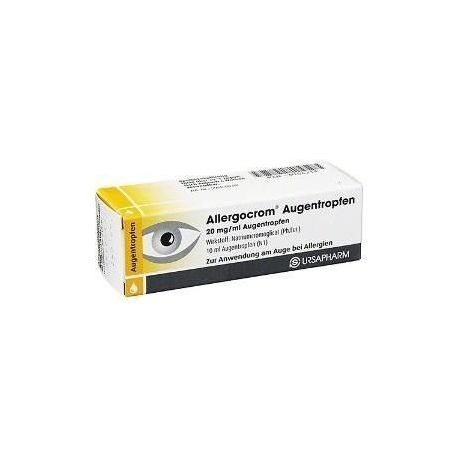 Allergocrom 0,02 g *10 ml