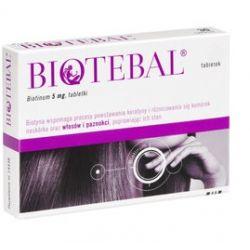 Biotebal* 60 tabletek