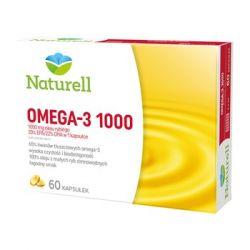 Naturell * omega 3 1000 * 60 kapsułek