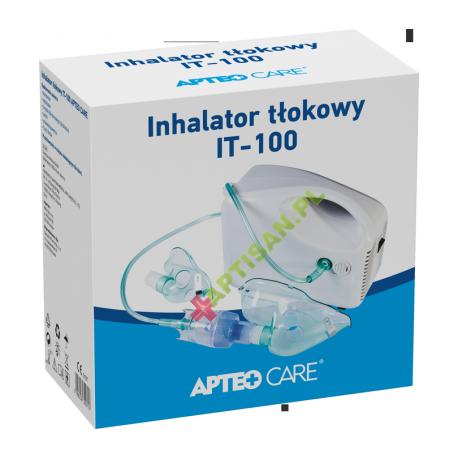 Apteo* inhalator tłokowy IT -200 * 1 sztuka