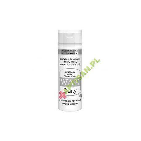 Wax Daily * szampon do włosów przetłuszczających się* 200 ml