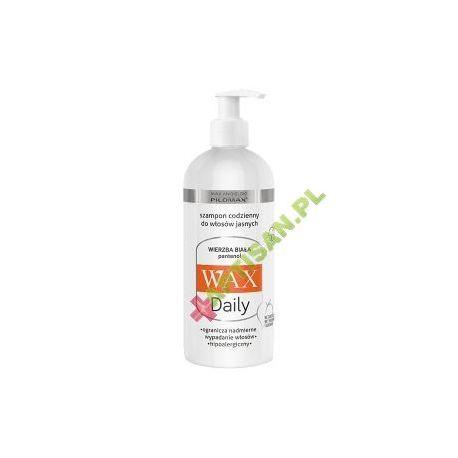 Wax Daily * szampon do włosów jasnych * 400 ml