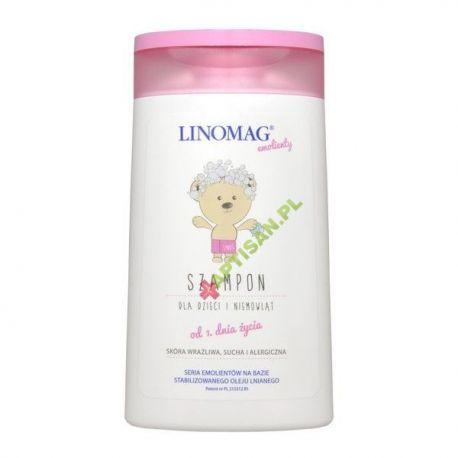 LINOMAG * szmpon dla dzieci i niemowląt * 200 lm